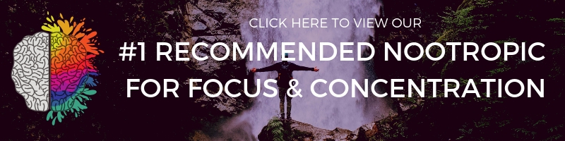 #1 NOOTROPIC FOR FOCUS & CONCENTRATION